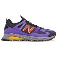 Zapatillas Urbanas Hombre New Balance X-Racer Morado