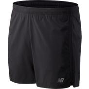 Shorts Running Hombre New BalanceAccelerate 5 Negro