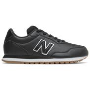 Zapatillas Urbanas Niño New Balance 527 Negro