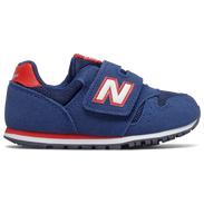 Zapatillas Urbanas Infantil New Balance 373 Azul
