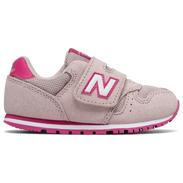 Zapatillas Urbanas Infantil New Balance 373 Rosado