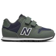 Zapatillas Urbanas Infantil New Balance 500 Verde
