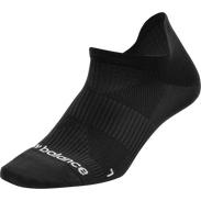 Calcetines Running Unisex New Balance Run Flat Knit No Show Negro