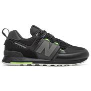 Zapatillas Urbanas Hombre New Balance 574 CR Negro