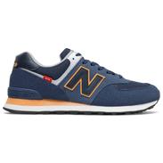 Zapatillas Urbanas Hombre New Balance 574 Azul