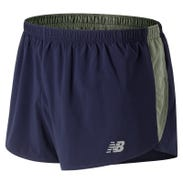 "Short Running Hombre New Balance Accelerate 3"" Verde"
