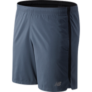 Short Running Hombre New Balance Accelerate 7In Gris
