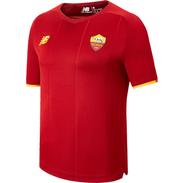 Camiseta Oficial AS Roma Hombre New Balance Rojo