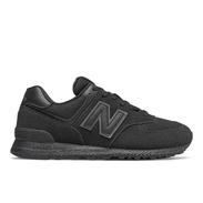 Zapatillas Urbanas Hombre New Balance 574 Negro