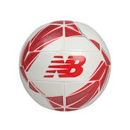 Balón Fútbol New Balance Furon Dispatch Team Football Blanca/Roja