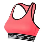 Peto Training Mujer New Balance 2.0 Pace Bra Verde