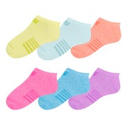Pack 3 Pares Calcetines Running Mujer New Balance No Show Multicolor