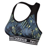 Peto Running Mujer New Balance Pace Bra Printed Multicolor
