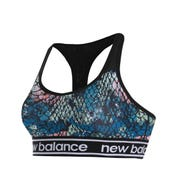 Peto Running Mujer New Balance Pace Bra Printed 2.0 Multicolor