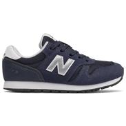 Zapatillas Urbanas Niño New Balance 373 Azul Marino