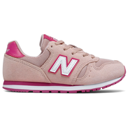 Zapatillas Urbanas Niña New Balance 373 Rosado