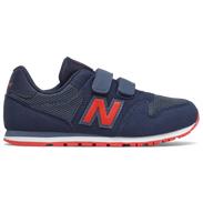 Zapatillas Urbanas Niño New Balance 500 Azul